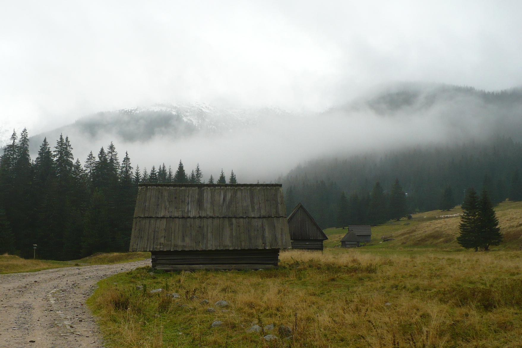 Szlak przez Dolinę Chochołowską